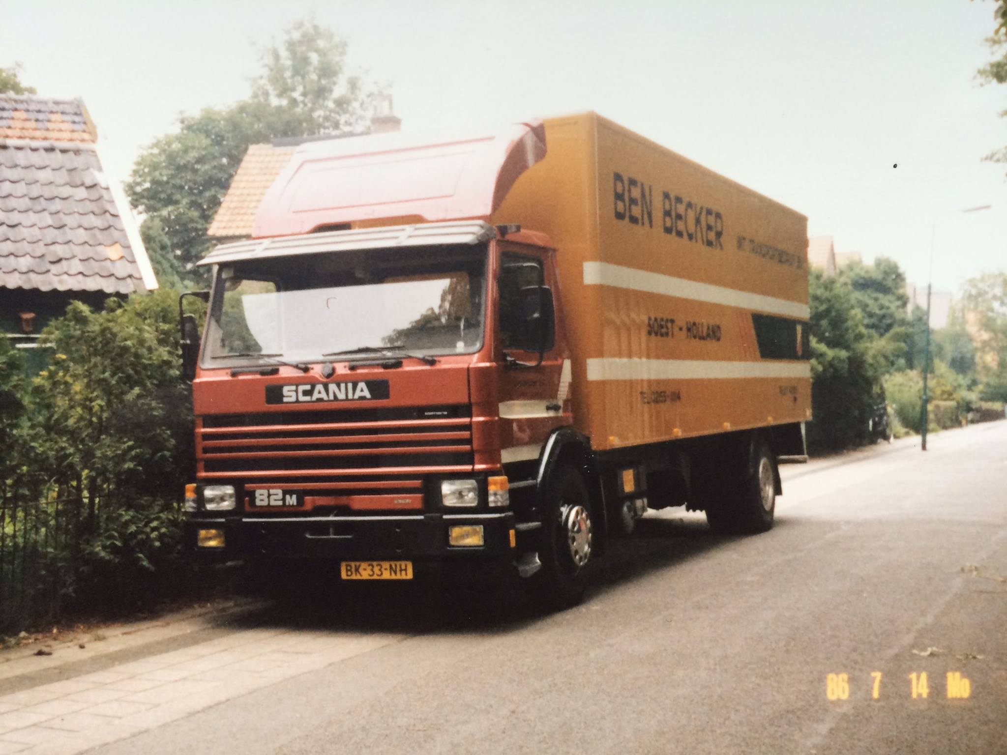 Scania--Lekker-wagentje---Ron-van-Hamersveld