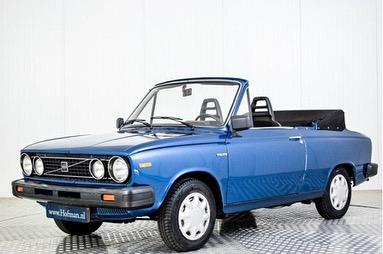 Volvo-Cabrio-in-Zweden