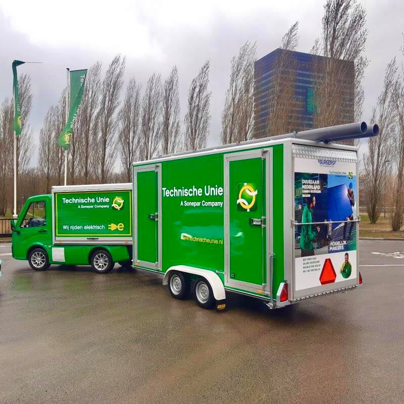 Light-Electric-Vehicle-voor-in-de-stad