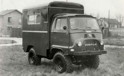 SINFAR-4X4