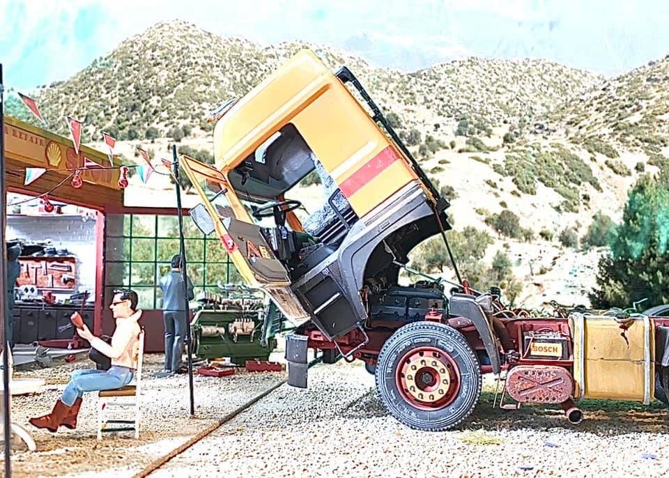 Modellbau-Trucks