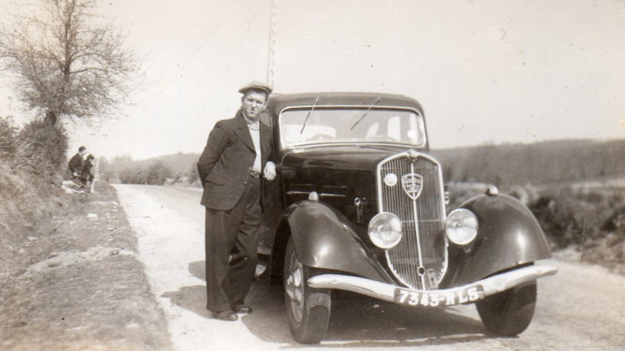 Peugeot-301D