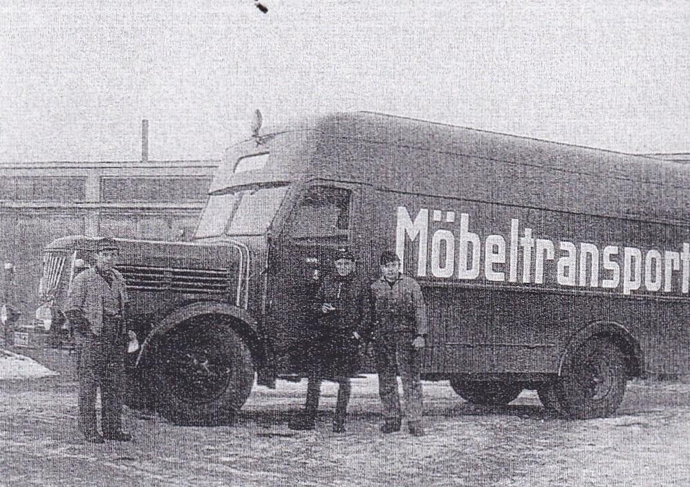 Vomag-kastenwagen