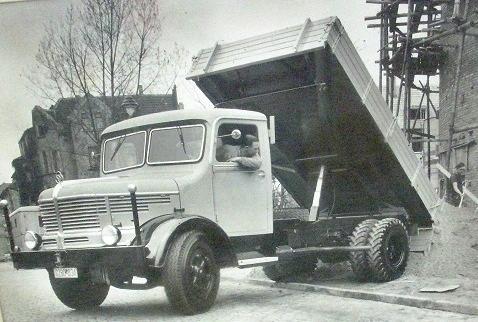 Krupp-kipper