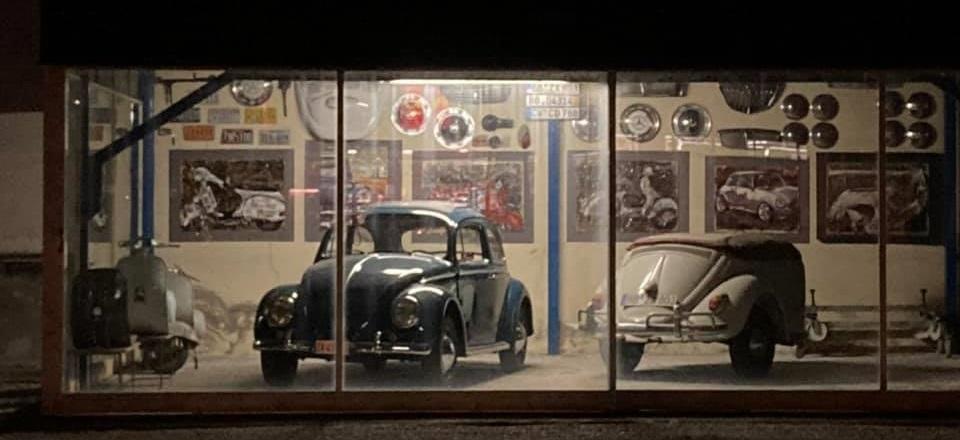 VW-showroom