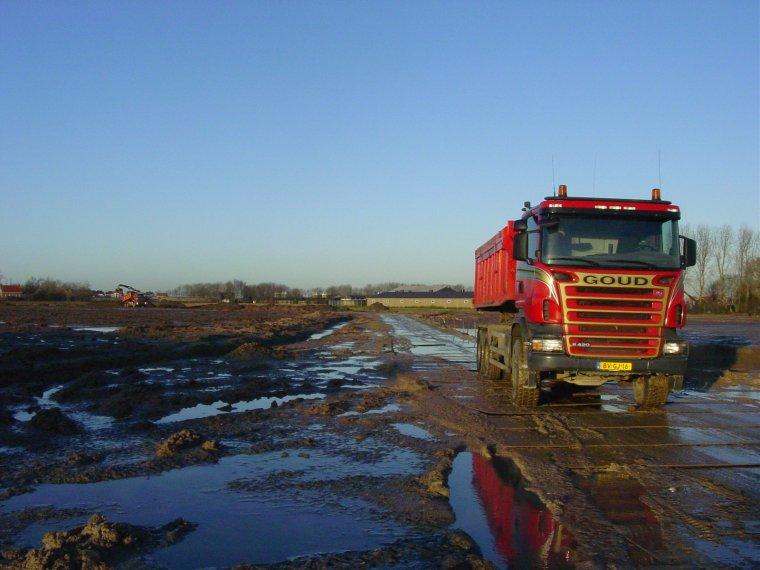 Scania-kipper