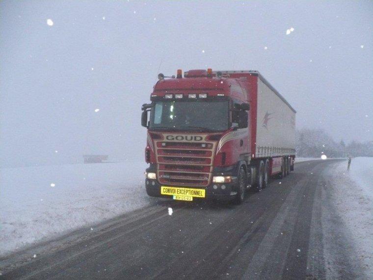 Scania-seeuw-ritje