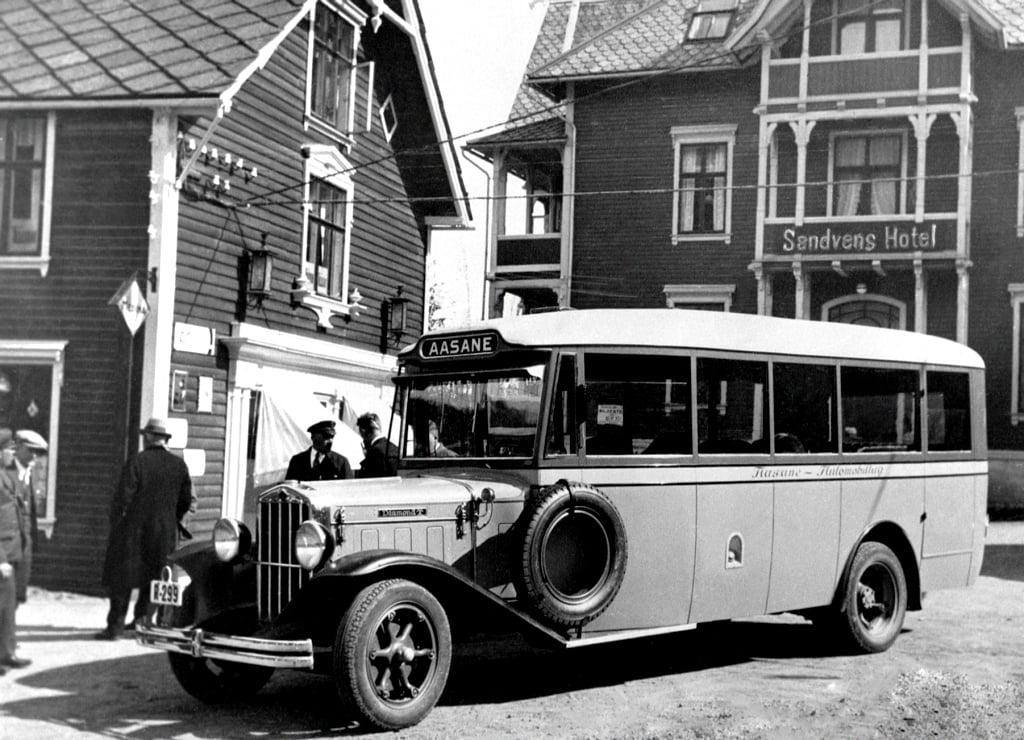 Diamond-T-Model-216-PHT-Smidt-Norway-1931