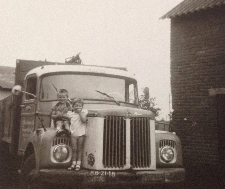 Scania-Vabis-met-Bert-en-Jeannette