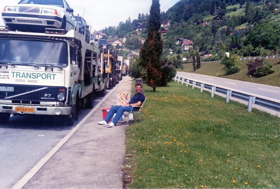 Leon-Boltong-met-de-overgenomen-wagens-van-C-&-S-Geleen-(7)