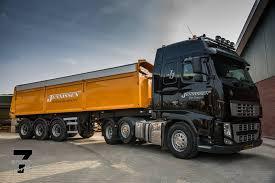 Volvo-zand-kipper