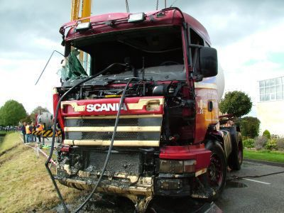 Scania-te-water-door-breken-stuurstang-Stroobos--(6)