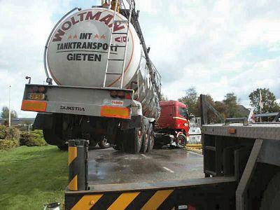 Scania-te-water-door-breken-stuurstang-Stroobos--(7)