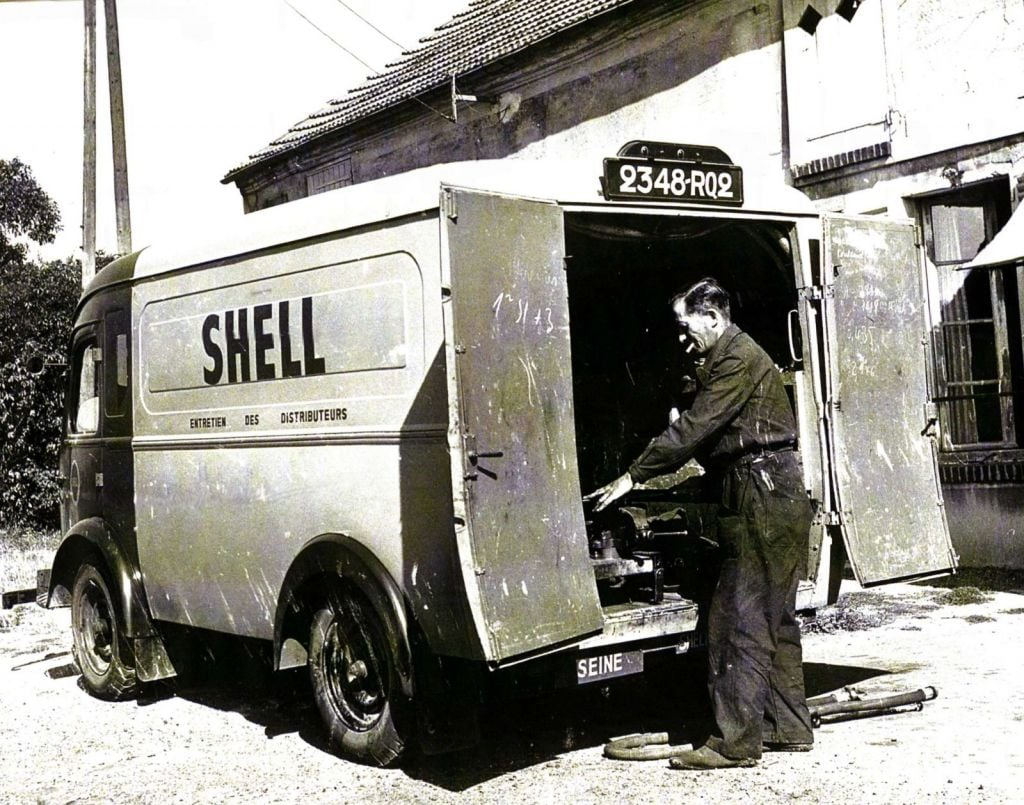 Renault-service-wagen