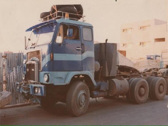 Foden-6X4