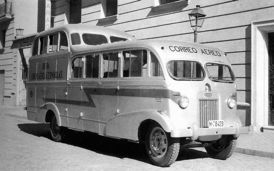 GUY-Madrid-Espagne--1950