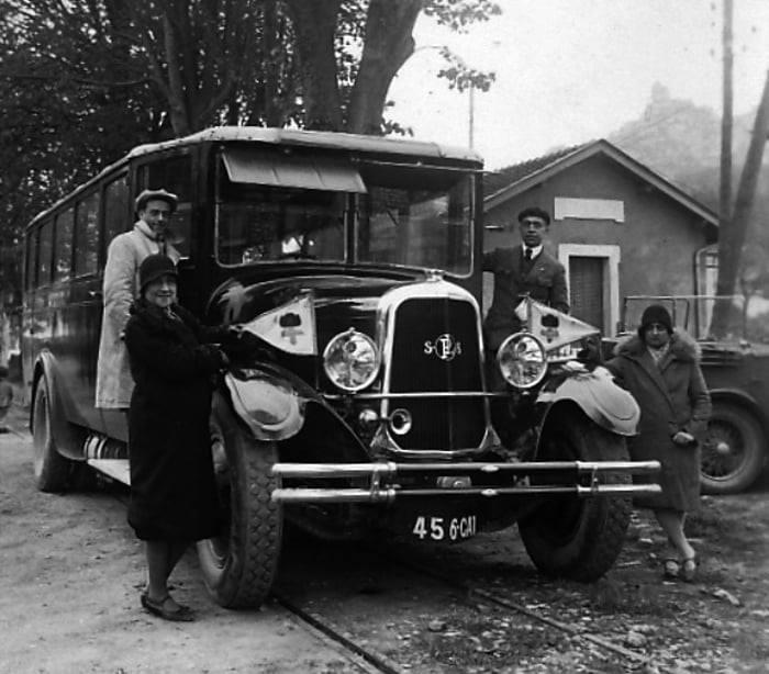 Panhard-autocar
