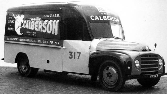 Citroen-camionette