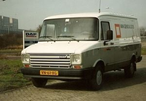 Daf-bestelwagen
