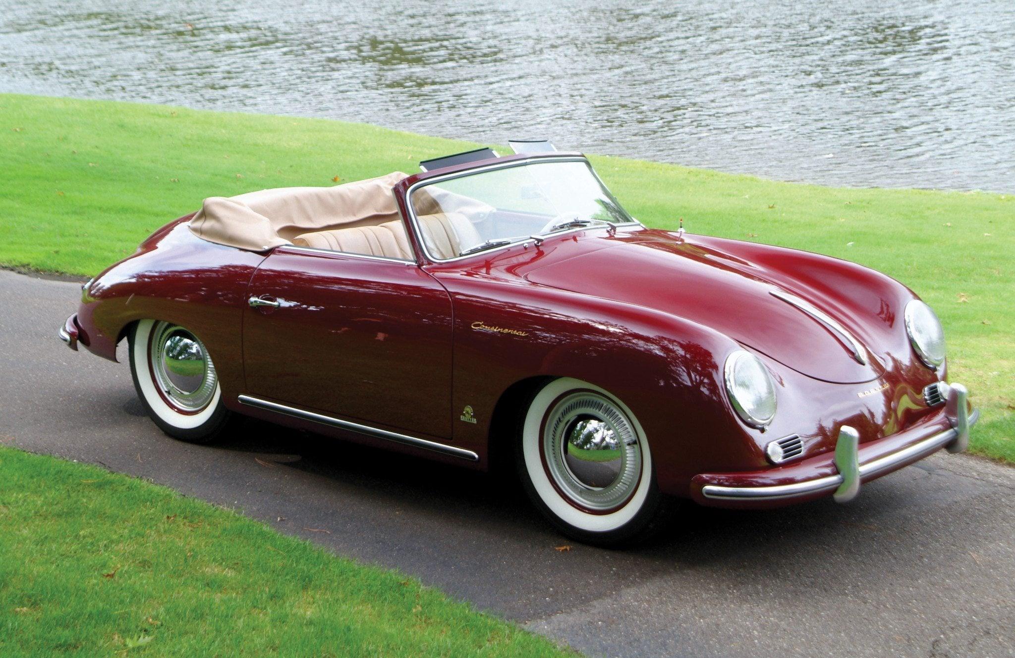 Porsche-356-Continental-1955