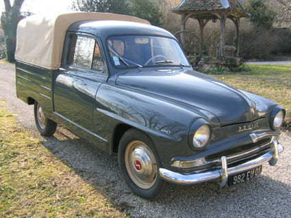 Simca-Aronde-Pick-Up