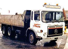 1985_Seddon_Atkinson_301_6x4_dumper
