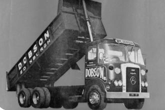 Akiston-dumper-6X4