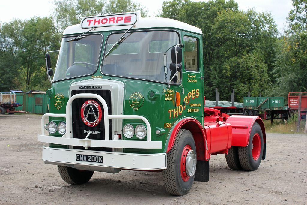 Atkinson-Thorpe-