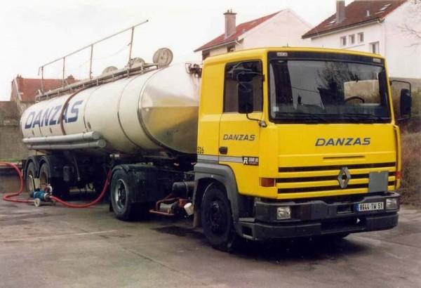 Renault-Citerne