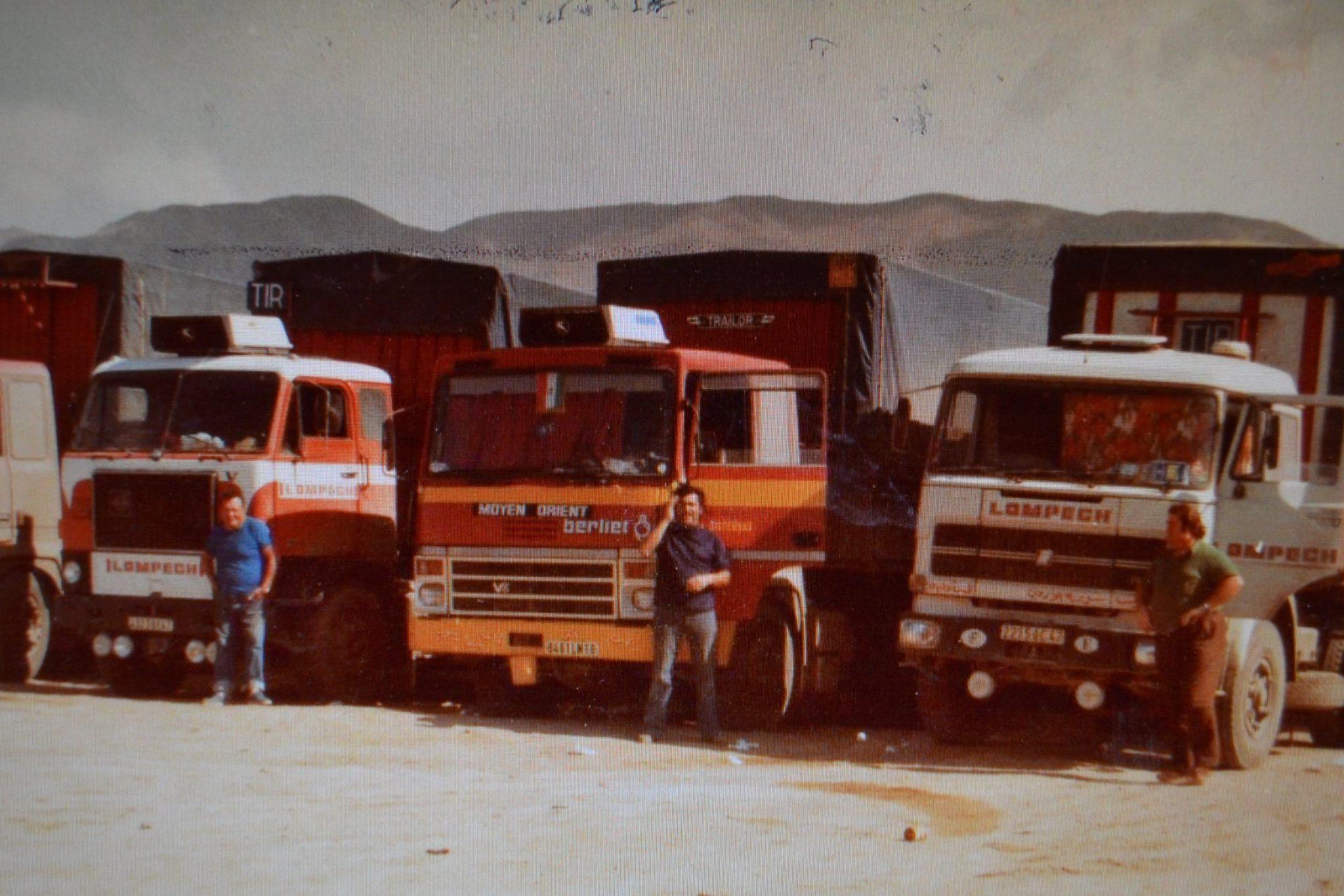 Volvo-Fiat-Lompech-Berliet-Sisternas