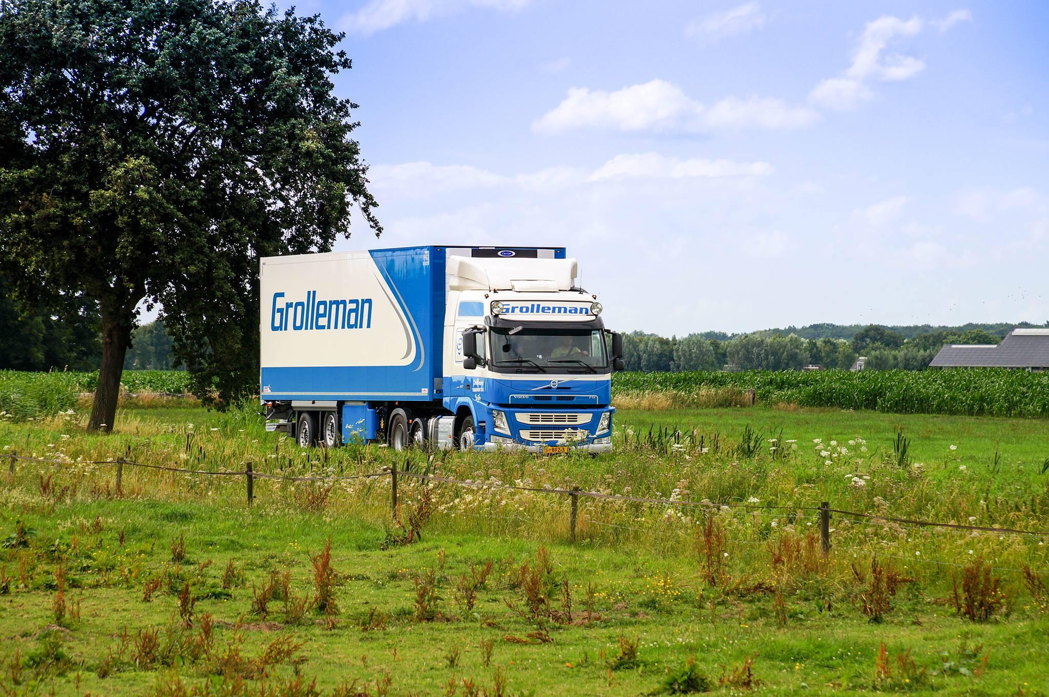 Volvo-met-koeler