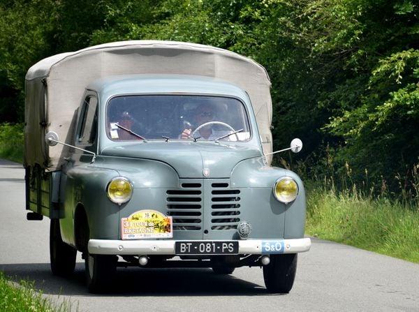 Peugeot-Colorale--Plateau-Bache-1953