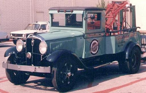Studebaker--Truck