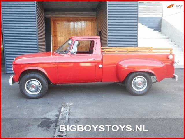 Studebaker-1950-Pick-Up-V8