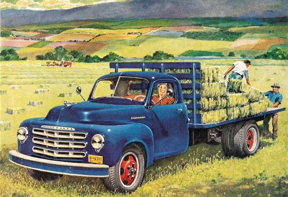 Studebaker-1952-open-truck