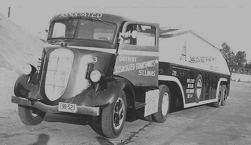 Studebaker-Cartransport