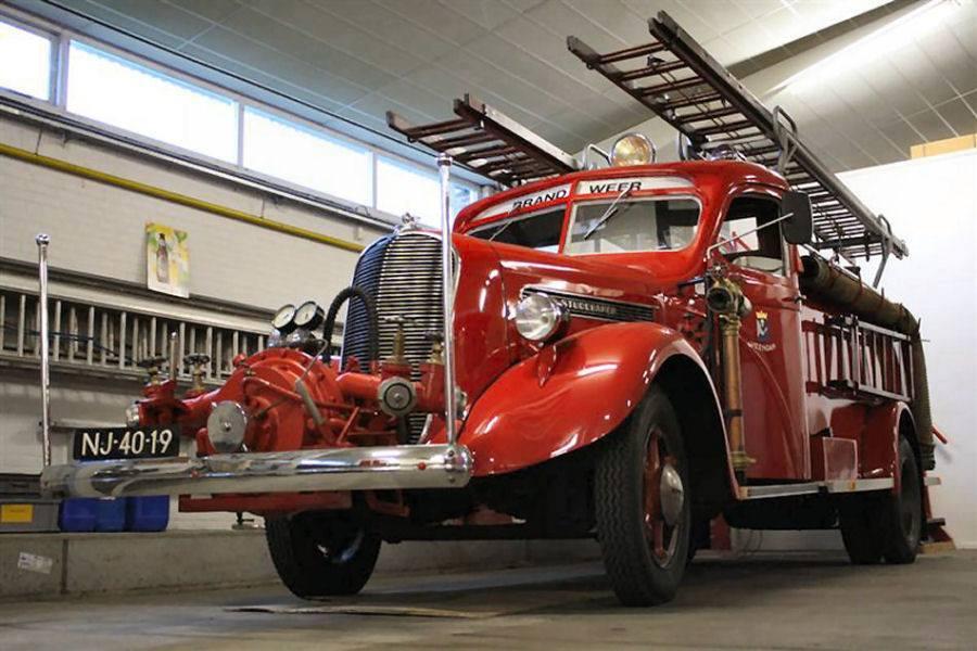 Studebaker-brandweer
