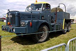 RAF_Thornycroft_Antar_Lorry
