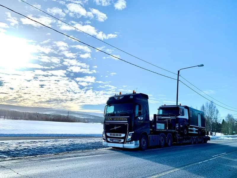 Volvo-in-het-noorden