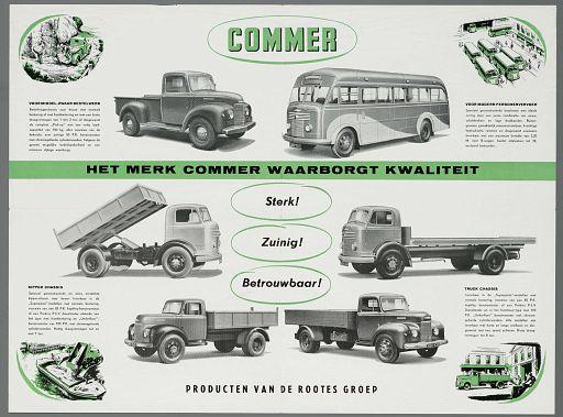 Commer-Program-1952
