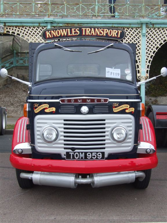Commer_1954_tractor_unit
