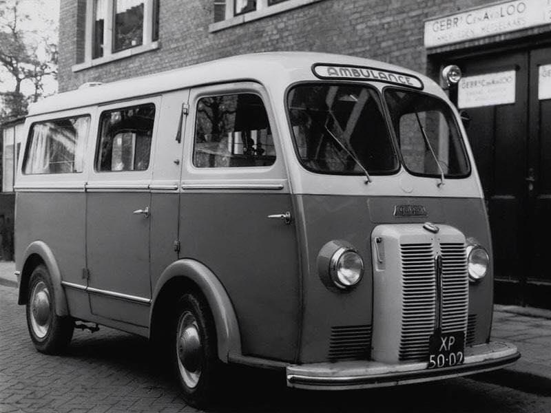 Peugeot--Ambulance