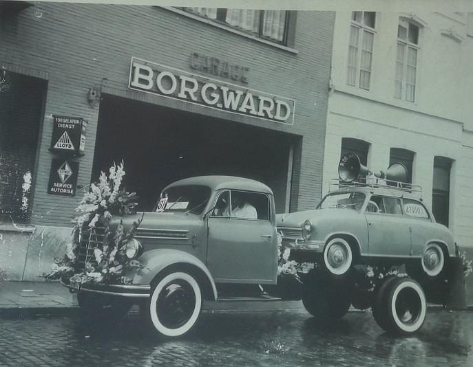 Borgward-Lloyd-Dealer--garage-van-peteghem-ST-amandsberg--dank-aan-jackie-van-peteghem