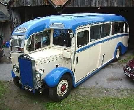 Leyland-Tiger-circa-1950