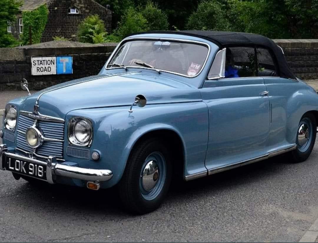 Rover-P4-cabrio