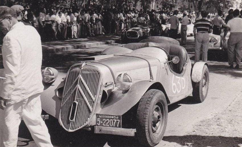 Citroen-Trancion-Avant-1954-Venezuela-Maracay