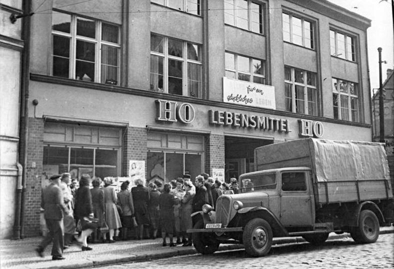 Citroen-in-Duitsland-1950