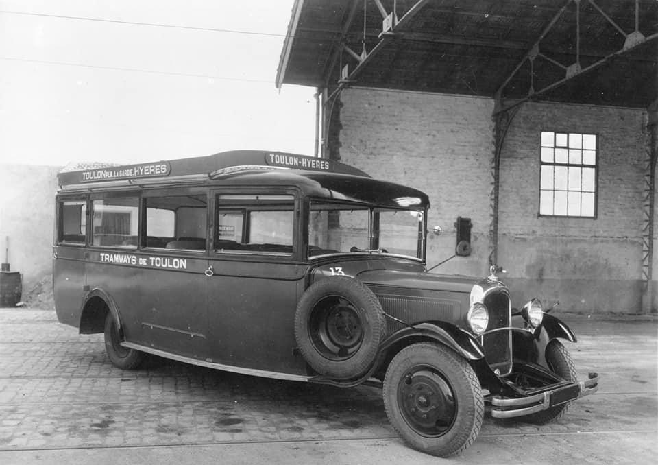 Citroen-busses