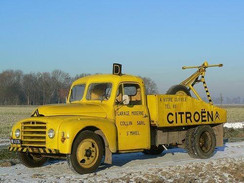Citroen-D-1954