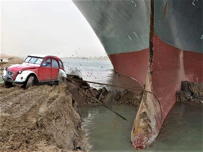 Suez-Kanaal